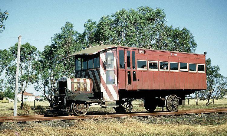 AEC railmotor