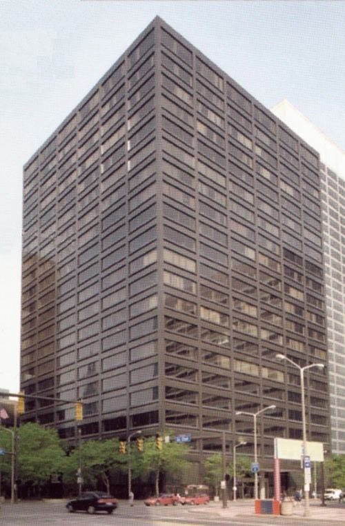 Similar One Cleveland Center Ameritech Erieview Tower 55 Public Square Ohio Savings Plaza