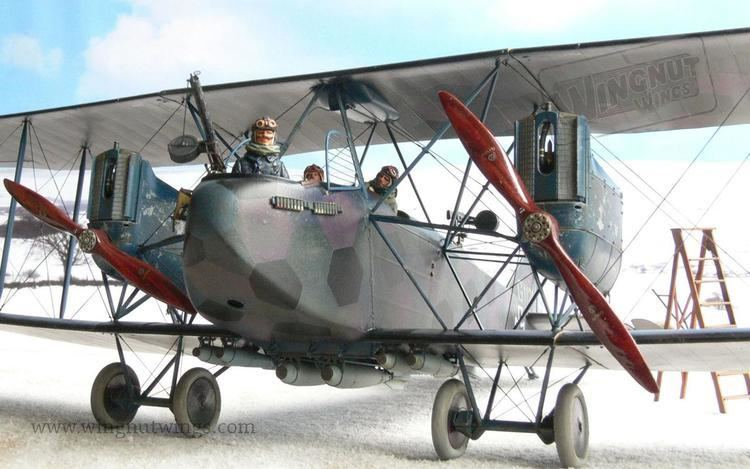 AEG G.IV Wingnut Wings 132 AEG GIV Early