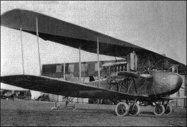 AEG G.IV AEG GIV bomber