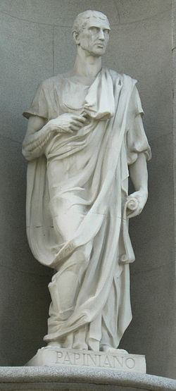 Aemilius Papinianus httpsuploadwikimediaorgwikipediacommonsthu