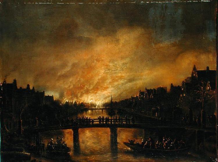 Aert van der Neer Aert van der Neer Paintings Oil Paintings