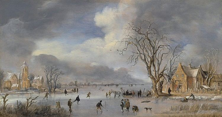 Aert van der Neer Aert van der Neer Works on Sale at Auction amp Biography