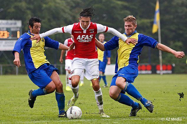AFC '34 AZ wint bij AFC 3934 AZ