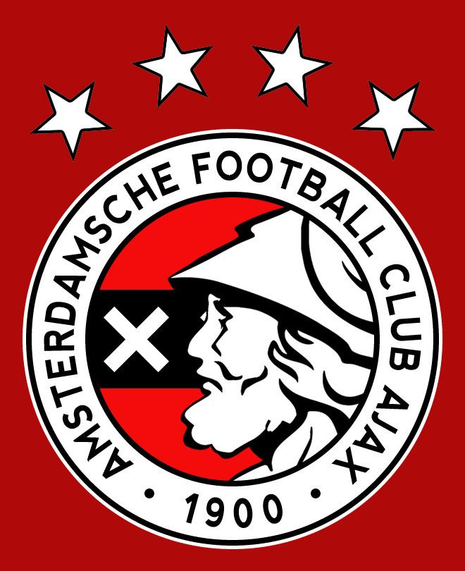 AFC Ajax Design Footballcom Category Football Crests Image AFC Ajax