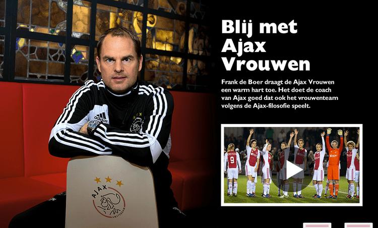 AFC Ajax (women) httpsajaxgodenzonenfileswordpresscom201303