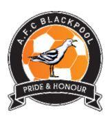 A.F.C. Blackpool httpsuploadwikimediaorgwikipediaenthumb9