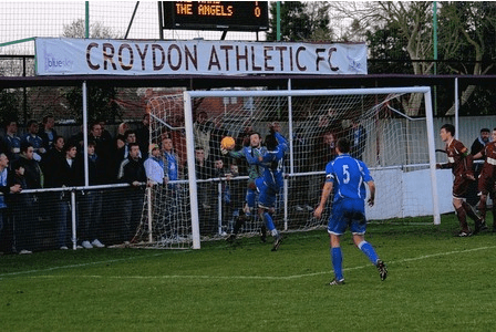 AFC Croydon Athletic Croydon Athletic FC revival plans get underway Croydon Advertiser