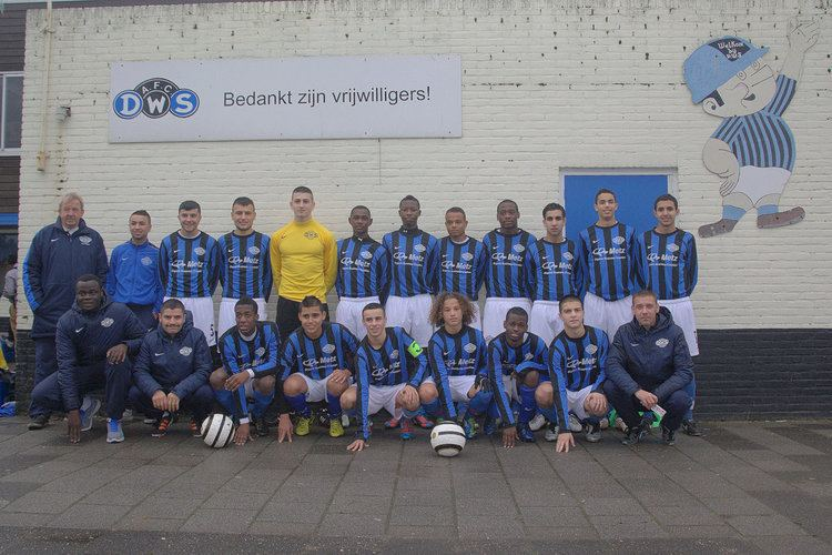 AFC DWS AFC DWS B1 Dit is mijn team