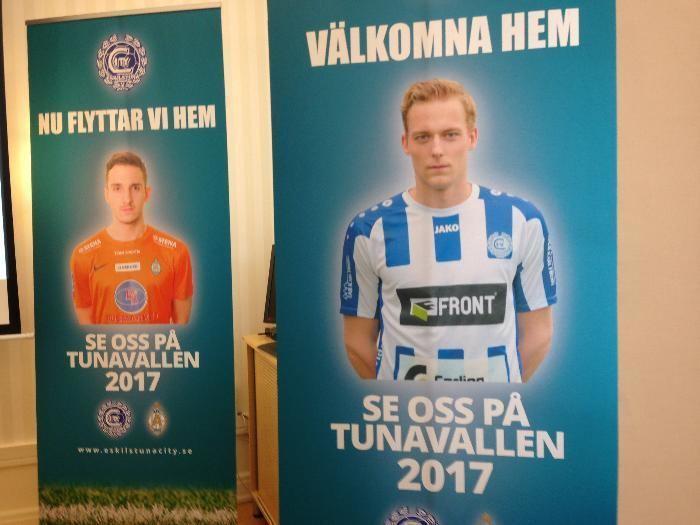 AFC Eskilstuna Solnalaget AFC United blir AFC Eskilstuna P4 Stockholm Sveriges