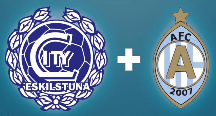 AFC Eskilstuna Information om Eskilstuna City FKs och AFC Uniteds nya samarbete