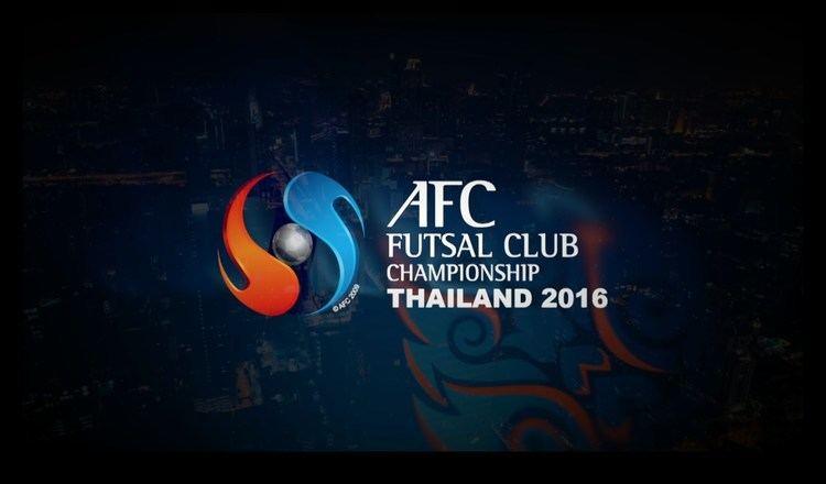 AFC Futsal Club Championship AFC Futsal Club Championship 2016 Official Draw YouTube