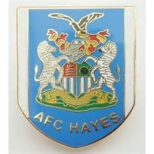 A.F.C. Hayes AFC Hayes Appoint New Manager The Cherry Red Records Combined