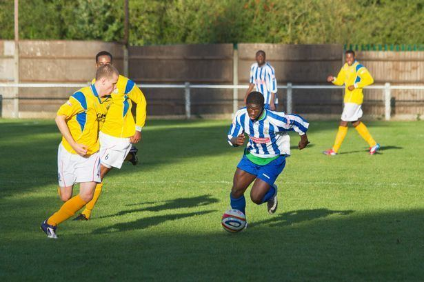 A.F.C. Hayes North Greenford39s relegation fears deepen at AFC Hayes Get West London