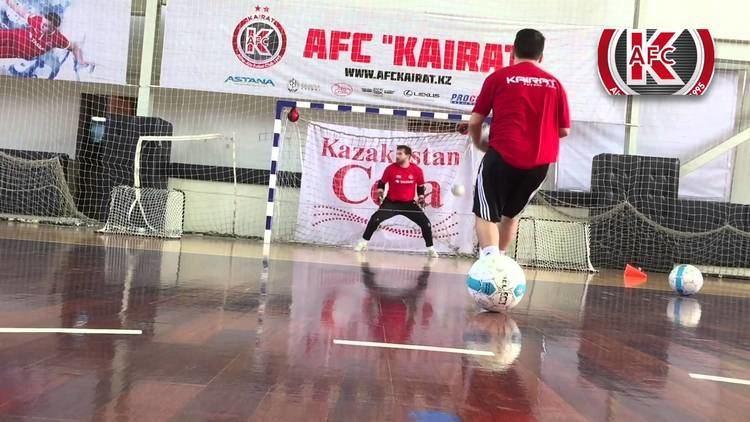 AFC Kairat Treinamento AFC Kairat Marco Affini YouTube