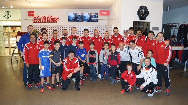 AFC Kairat AFC KAIRAT by Nikita Bassov
