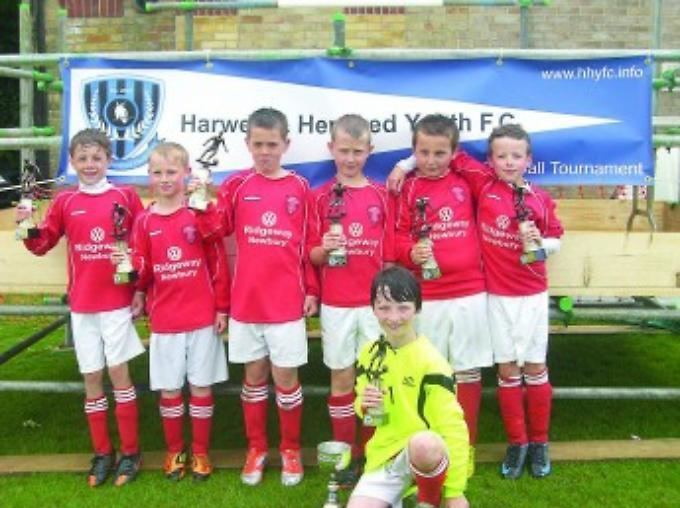 A.F.C. Newbury AFC at the double plus one Newbury Weekly News