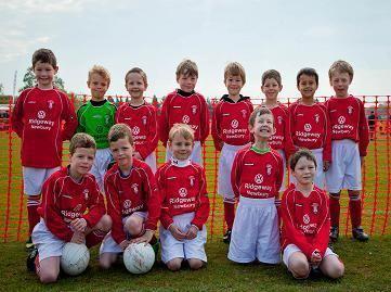 A.F.C. Newbury AFC NEWBURY Under 10