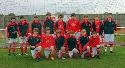 A.F.C. Newbury AFC NEWBURY Under 18