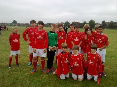 A.F.C. Newbury AFC NEWBURY Under 17