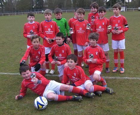 A.F.C. Newbury AFC NEWBURY Under 16