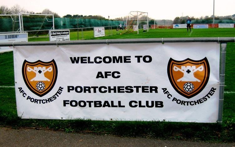 A.F.C. Portchester Hopping Around Hampshire 16 AFC Portchester