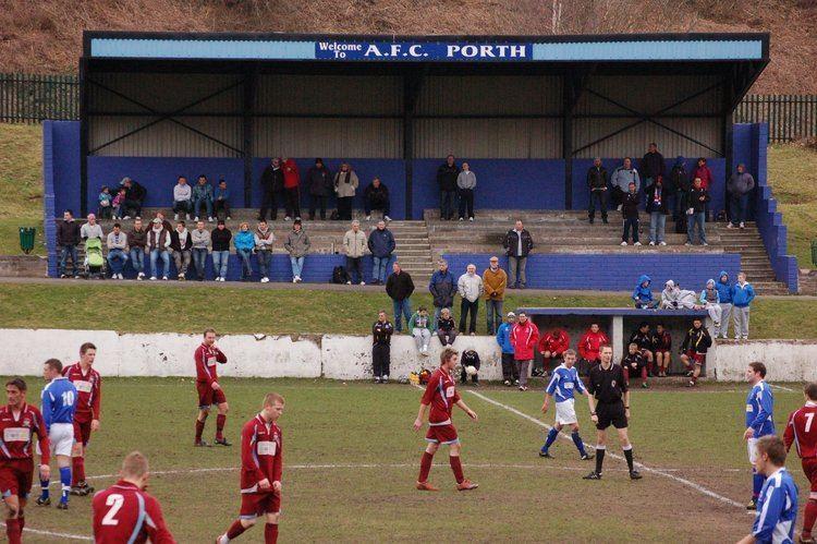 AFC Porth Bulldogs Ready to Visit Undefeated Porth Ton Pentre AFC l
