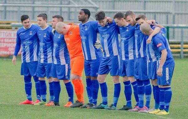A.F.C. Totton Frustration boils over as AFC Totton lose 10 at home to lowly