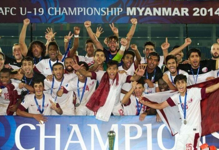 AFC U-19 Championship Qatar win AFC U19 Championship