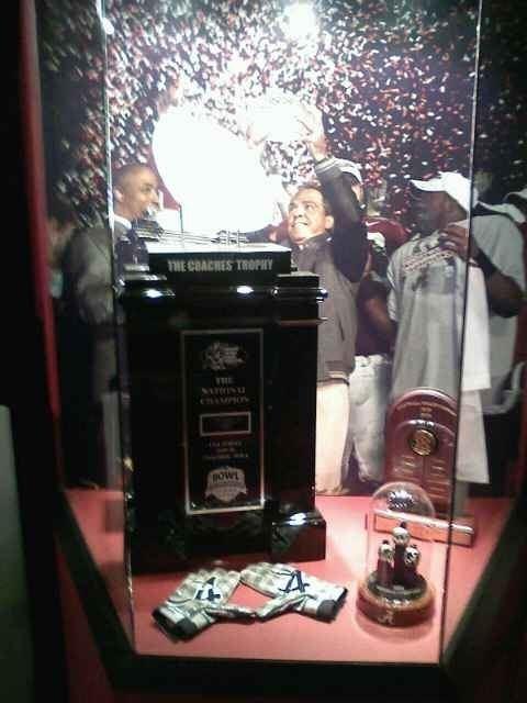AFCA National Championship Trophy