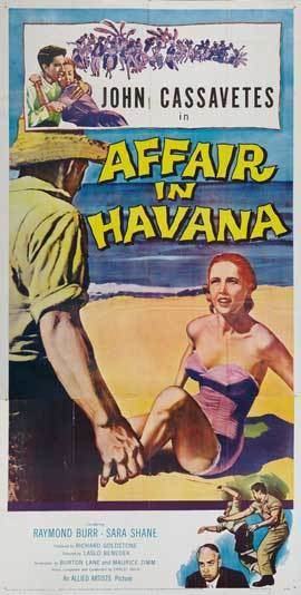 Affair in Havana Affair in Havana Movie Posters From Movie Poster Shop