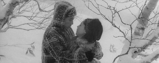 Affair in the Snow Juhy no yoromeki Affair in the Snow 1968 Yoshishige Yoshida