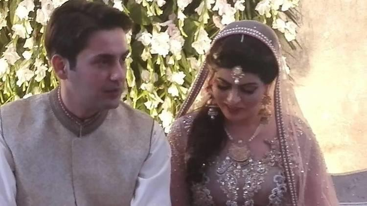 Affan Waheed Actor Affan Waheed Nikah Cermony Pictures Fashion Showbiz Magazine