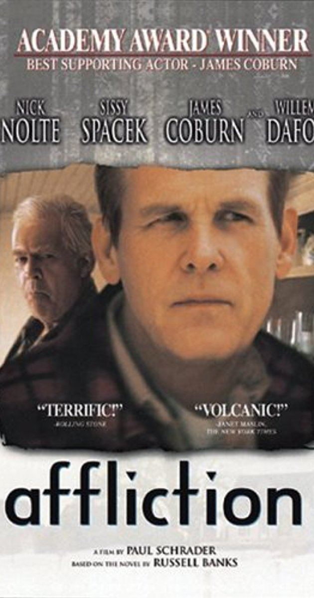 Affliction (film) Affliction 1997 IMDb
