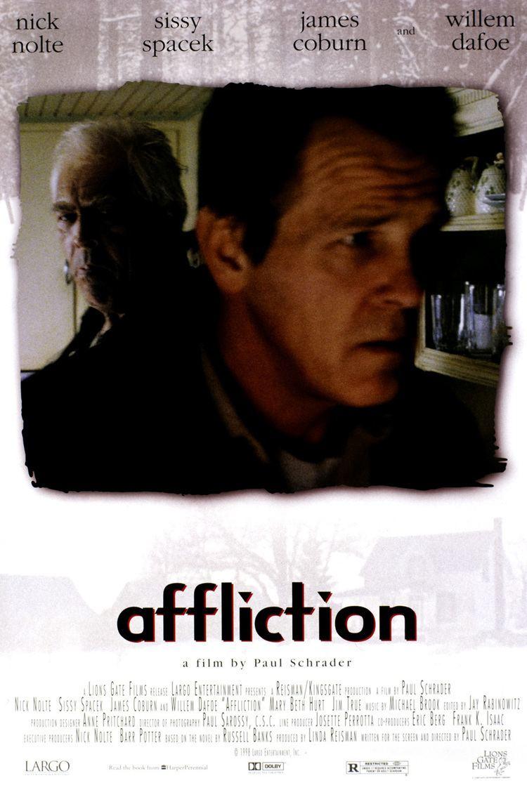 Affliction (film) wwwgstaticcomtvthumbmovieposters19855p19855
