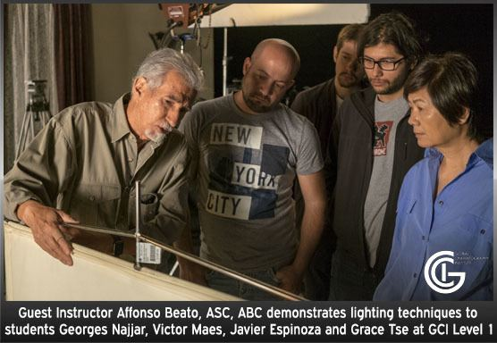 Affonso Beato Entrevista Affonso Beato ASC ABC em ingls