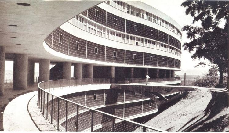 Affonso Eduardo Reidy Clssicos da Arquitetura Conjunto Residencial Prefeito