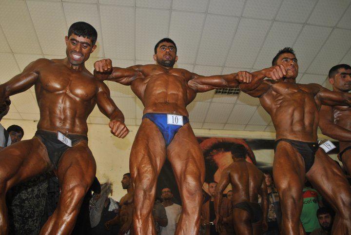 Afghan Muscles World Bodybuilders Afghan muscles