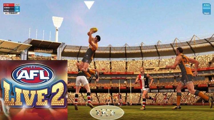 AFL Live 2 AFL Live 2 Career Mode Info New Control Functions Soundtrack