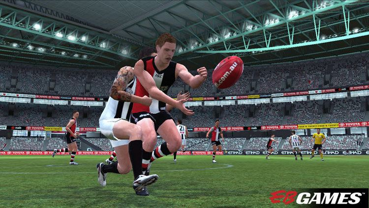 AFL Live AFL Live GOTY Edition EB Games Australia
