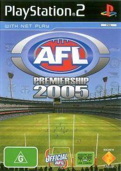 AFL Premiership 2005 httpsuploadwikimediaorgwikipediaenthumbd