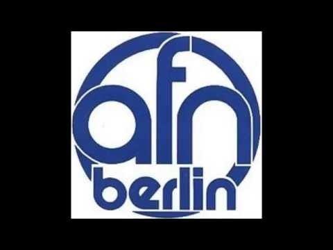 AFN Berlin AFN Berlin Jingle YouTube