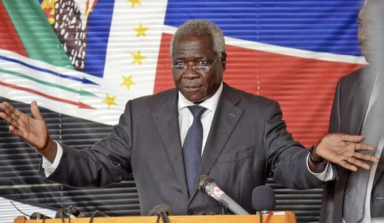 Afonso Dhlakama Confessions of a Mozambican hitman This person in the photo should