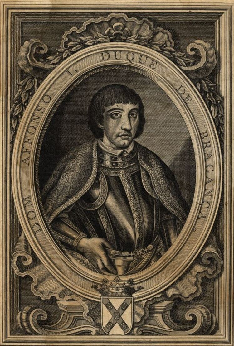 Afonso, Duke of Braganza