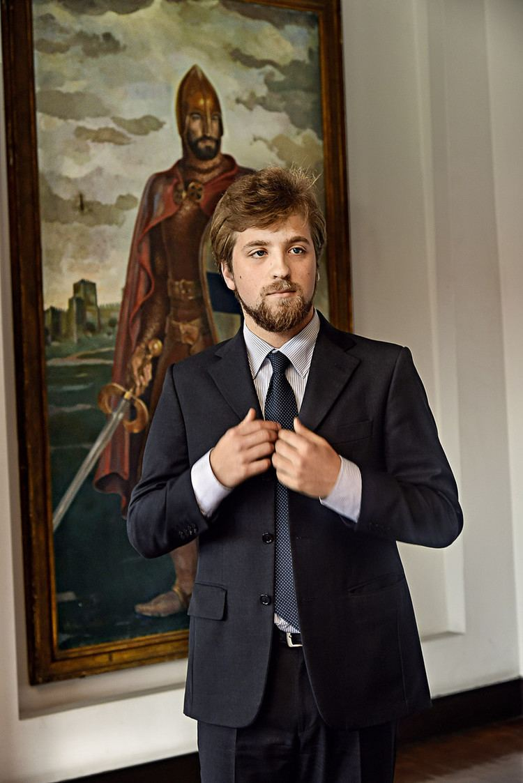 Afonso, Prince of Beira The Duke and Duchess of Bragana and Family January 2015 present