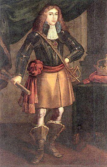 Afonso VI of Portugal Alfonso VI rey de Portugal 1643 Geneallnet