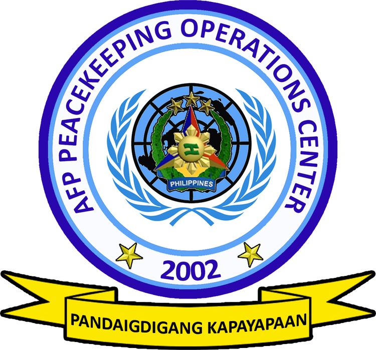 AFP Peacekeeping Operations Center