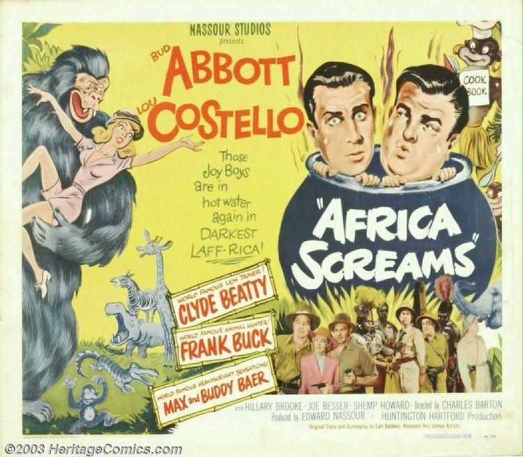 Africa Screams Africa Screams 1949 Full Movie YouTube