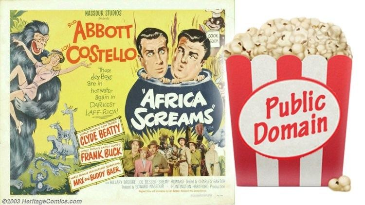 Africa Screams Africa Screams 1949 Abbott and Costello Full sub eng YouTube