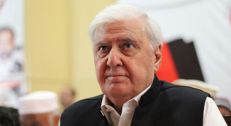 Aftab Ahmad Sherpao Undeterred Sherpao TNS The News on Sunday